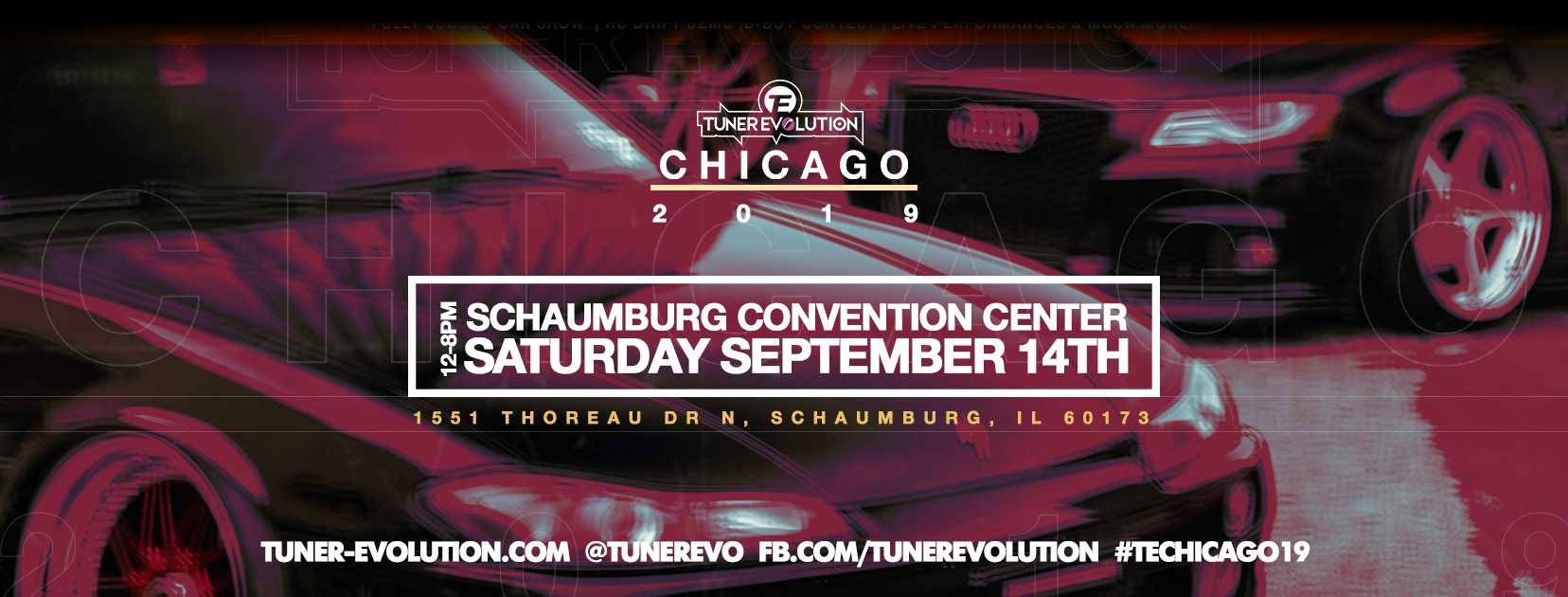 Tuner Evolution Automotive Lifestyle Events - Car show convention center pittsburgh pa