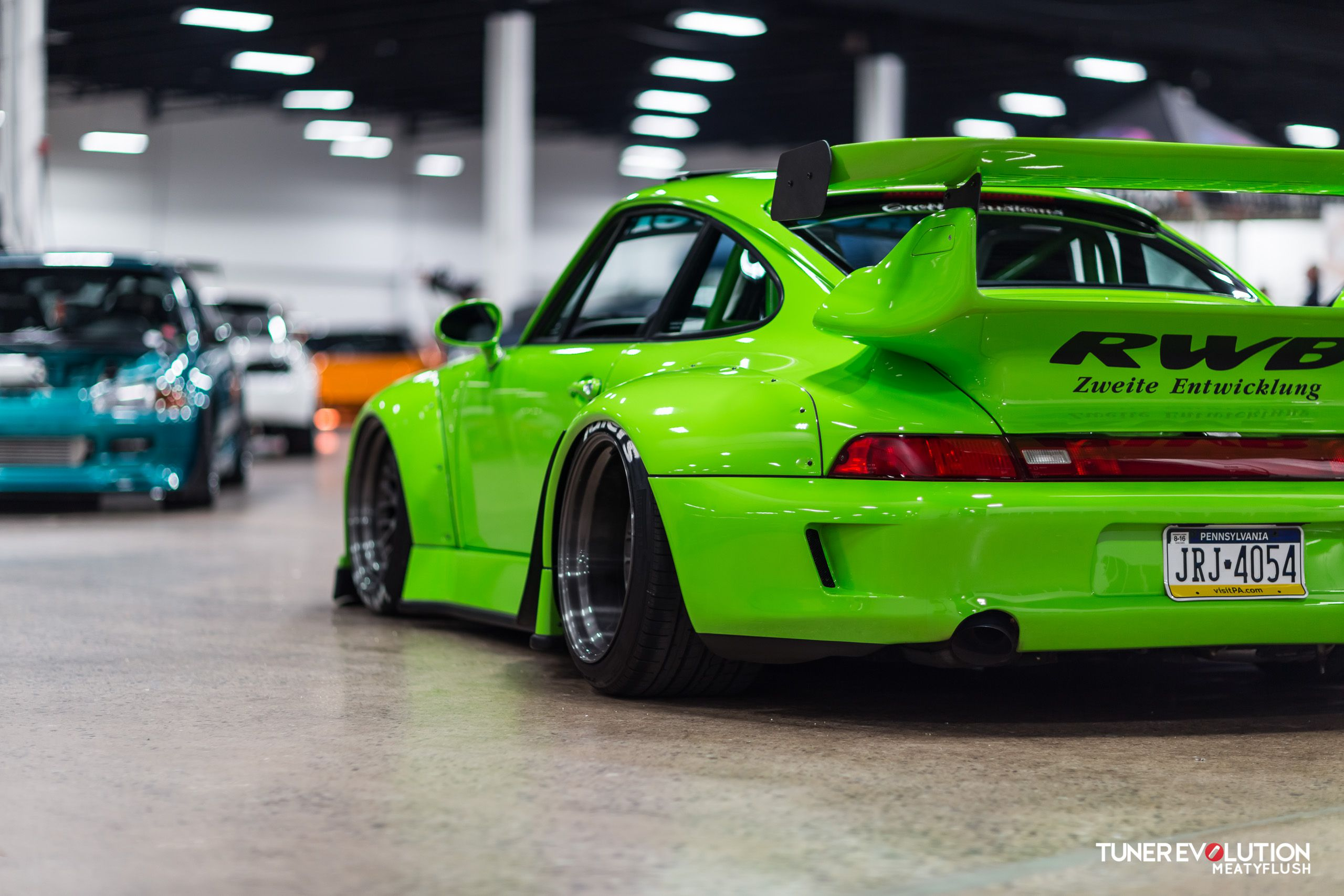 Tuner Evolution Automotive Lifestyle Events