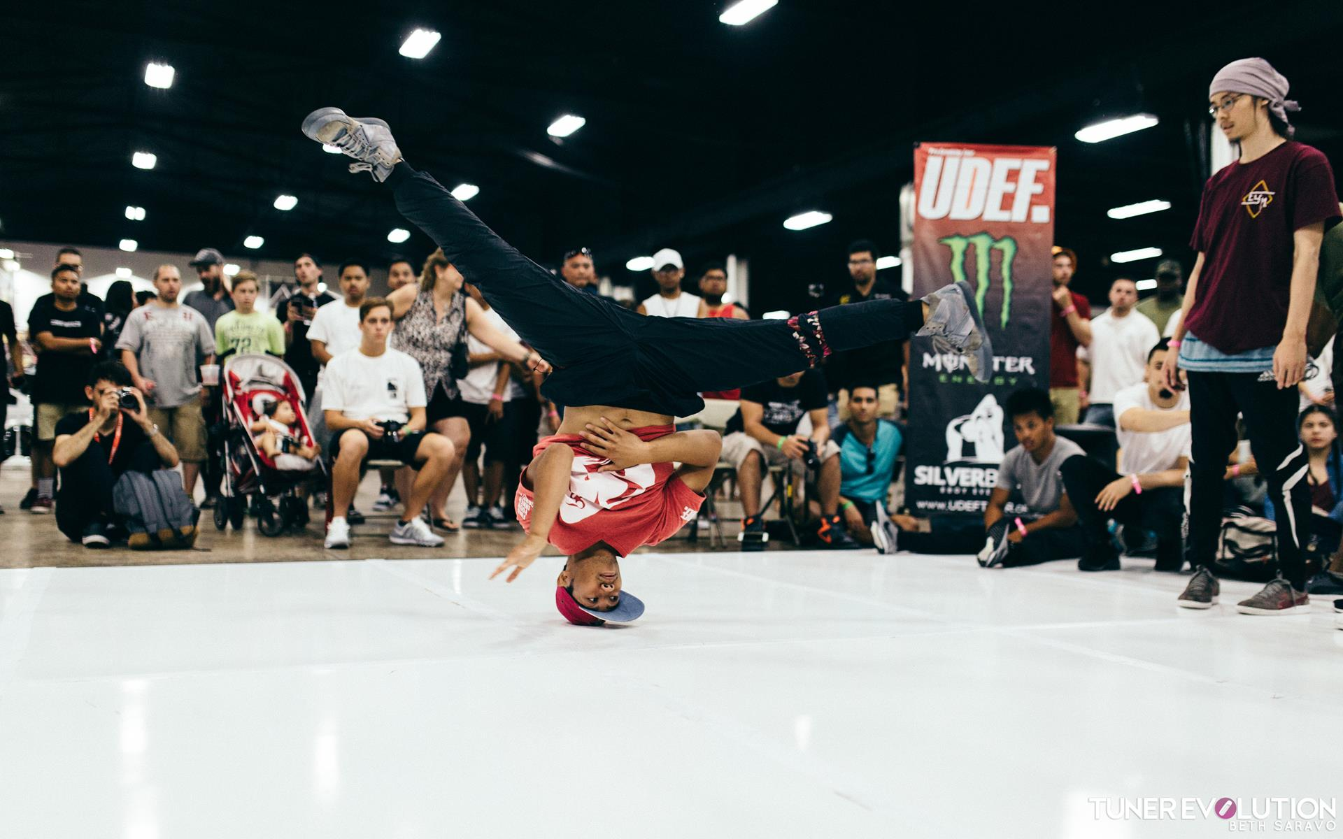 B-Boy Comp/Demo