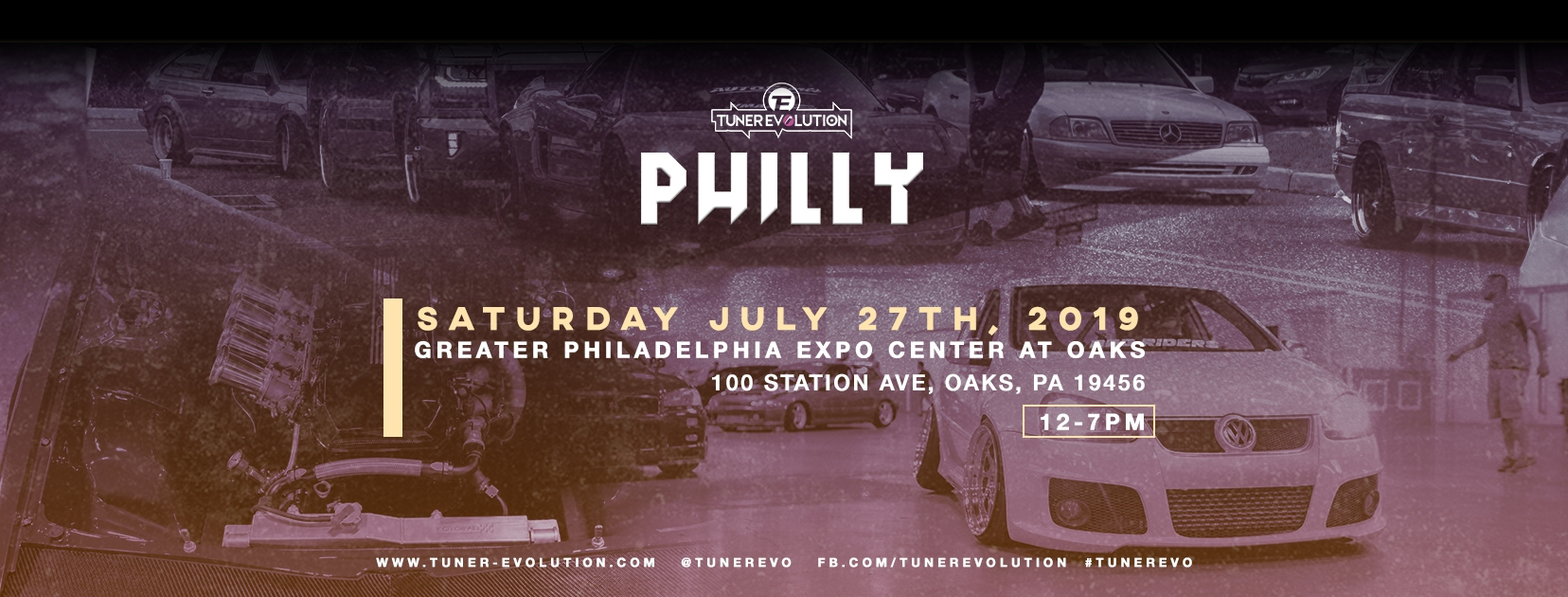 Tuner Evolution: Philly